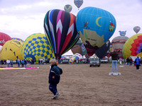 Ballooning Packet 1 ( 2000 Balloon Pictures )