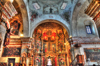HDR ( St Xavier Mission Tuscon ) Tangent